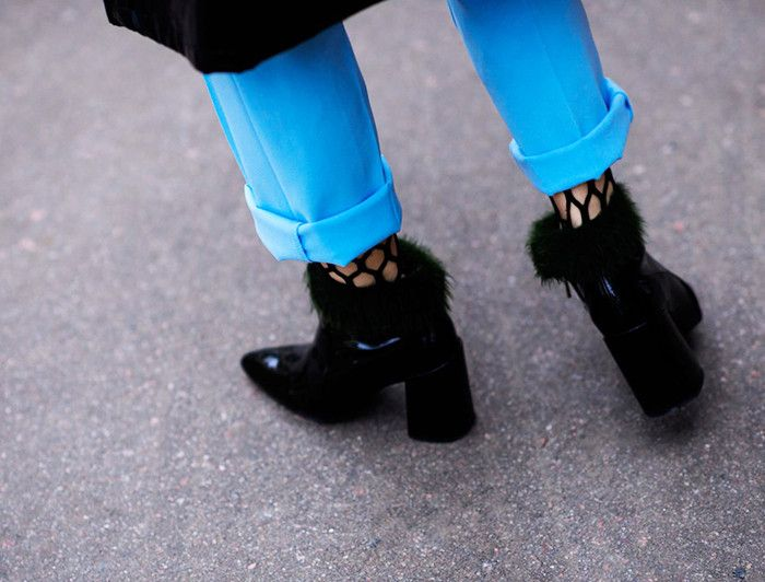 Your Fashion-Friendly Guide to Wearing Fishnets 68