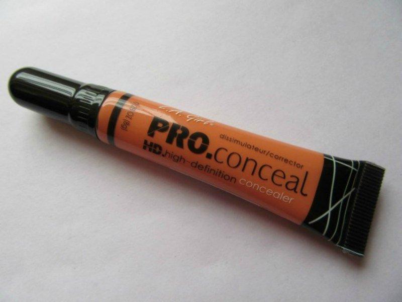 orange color corrector