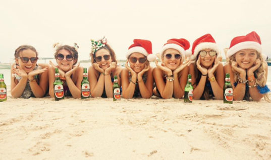 A Christmas in Bali