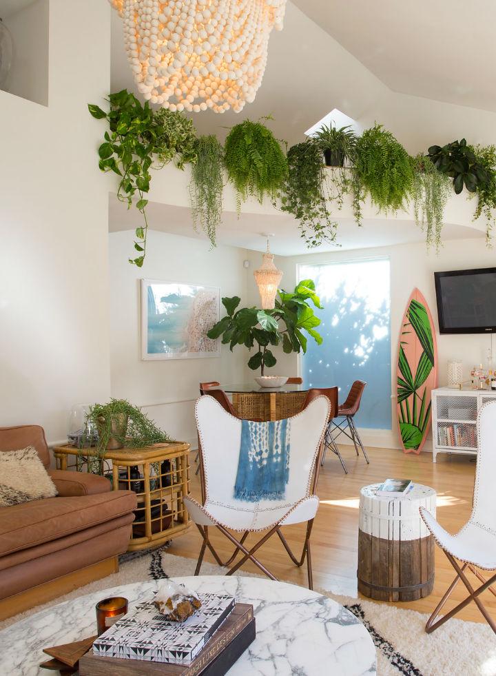 Modern Boho Interior Design 16