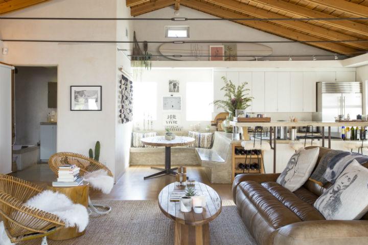 Modern Boho Interior Design 12