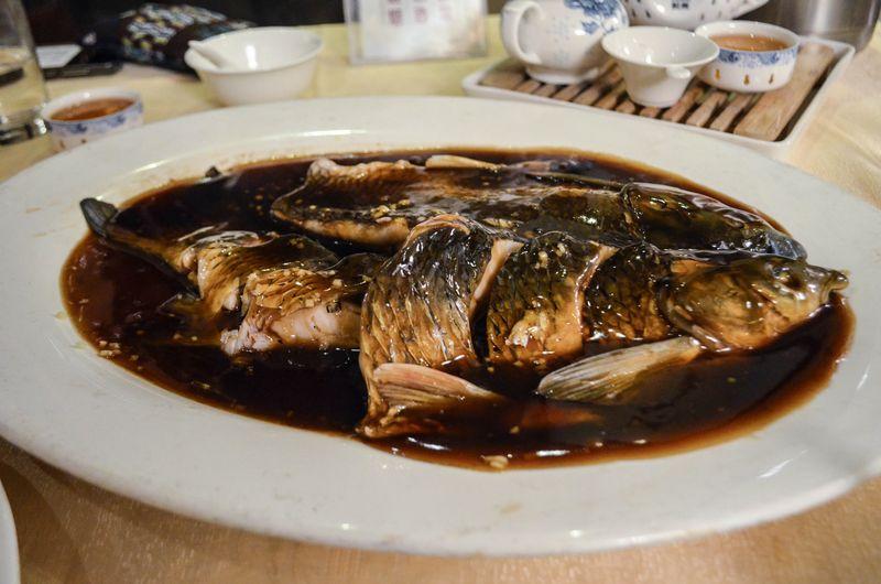 West Lake vinegar fish