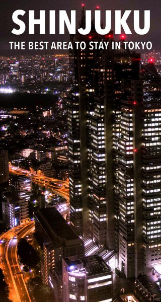 Why Shinjuku Is The Best Area to Stay in Tokyo 39