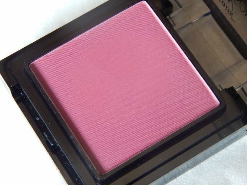 Australis Show Some Cheek Blush Sinful Review Shade Closeup
