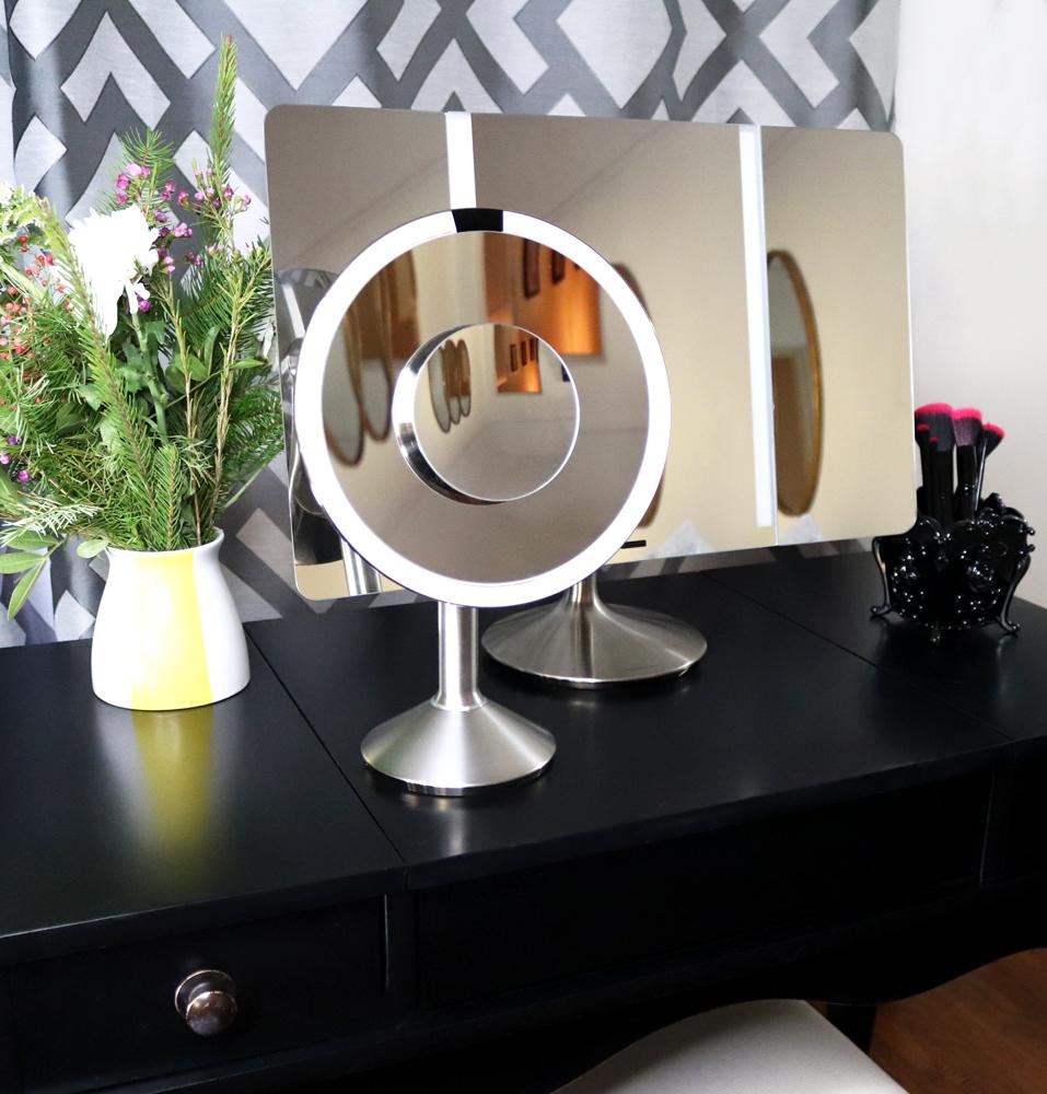 Simplehuman Mirrors Changed My Makeup Game Furilia