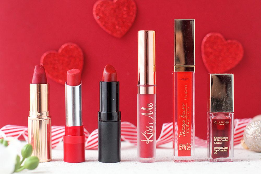 Festive Red Lipstick Picks | The Makeup Directory 65