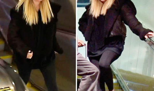FIRST PHOTOS – Khloe Kardashian Shows Off Her Baby Bump For The First Time Since Confirming Her Pregnancy – X17 Online