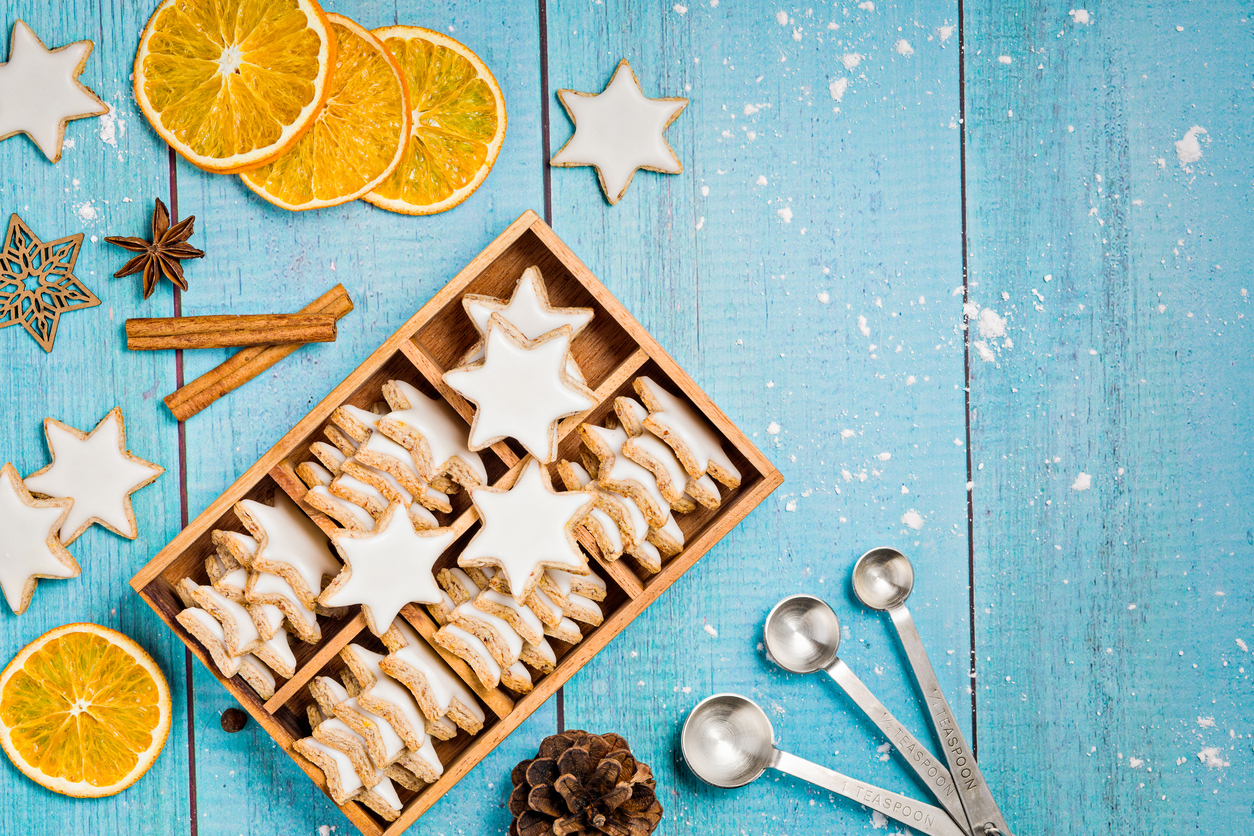 Get Festive by Baking Christmas Star Cookies 36