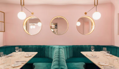 North Audley Cantine – Mayfair, London, UK