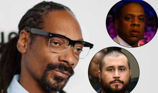 Back Off! Snoop Dogg Warns George Zimmerman Over Jay-Z Threat