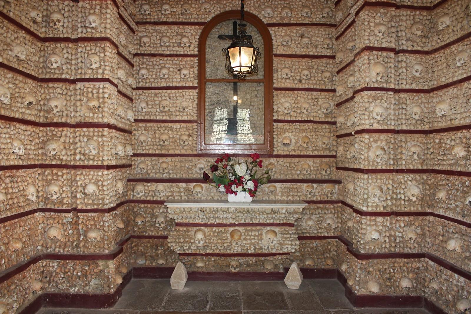 The Bizarre Bone Chapels of Portugal 41