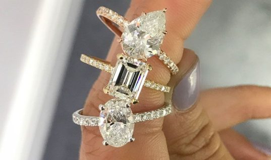 The New Engagement Ring Trend That's Sure to Take Over 2018