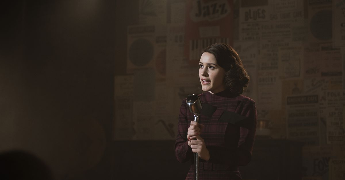 'Mrs. Maisel' Is Indeed Marvelous 70