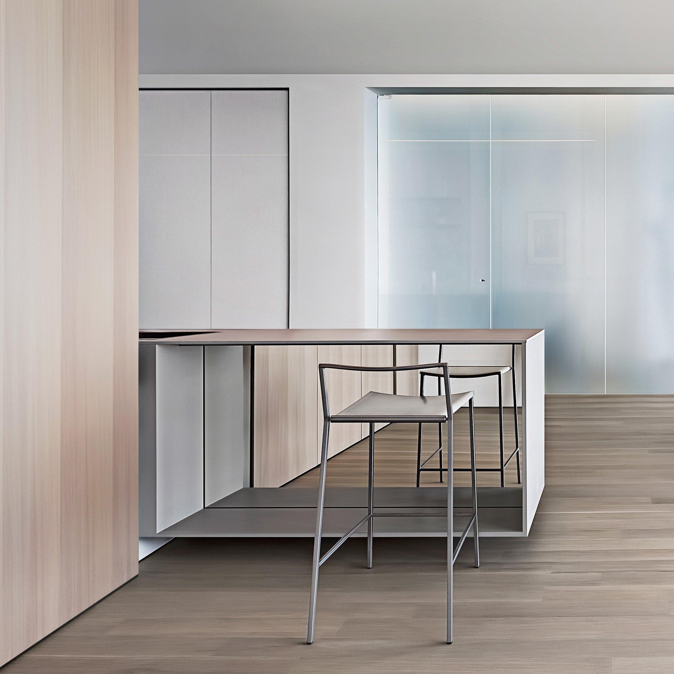 Vladimir Radutny honours Mies' minimalism at renovated Lake Shore Drive apartment 61