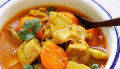 Vietnamese Chicken Curry | Easy Delicious Recipes