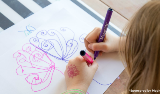 Marker Art Ideas for Kids