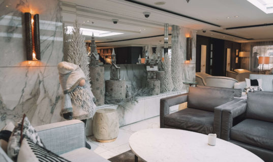 River Cruise Onboard Crystal Cruises' Mozart