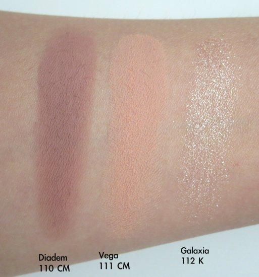 Natasha Denona Star Eyeshadow Palette Swatches 2