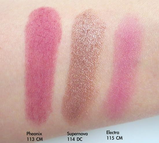 Natasha Denona Star Eyeshadow Palette Swatches 4