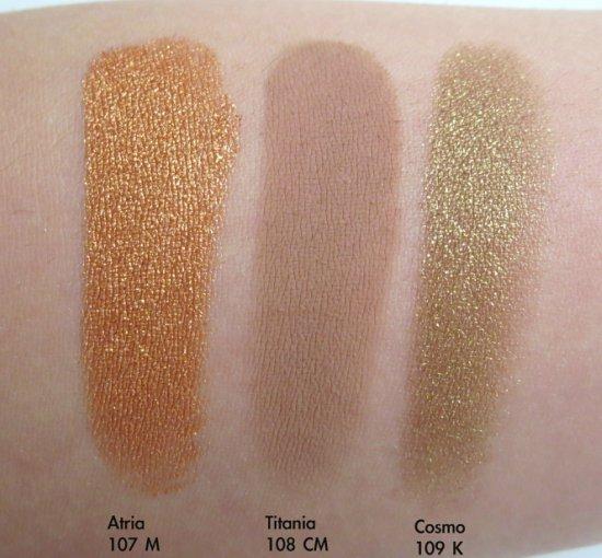 Natasha Denona Star Eyeshadow Palette Swatches 5