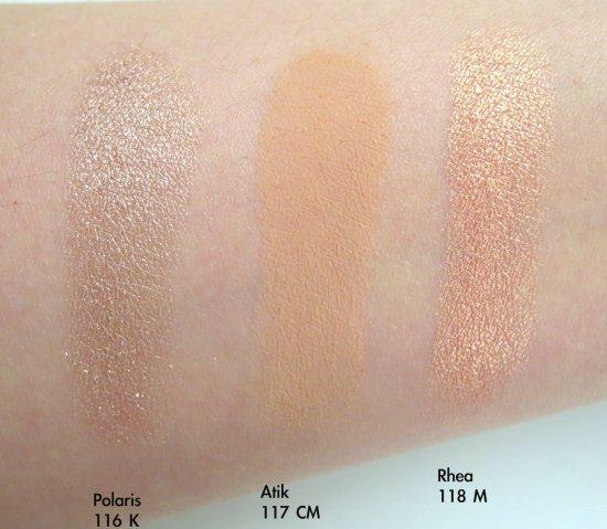 Natasha Denona Star Eyeshadow Palette Swatches 6