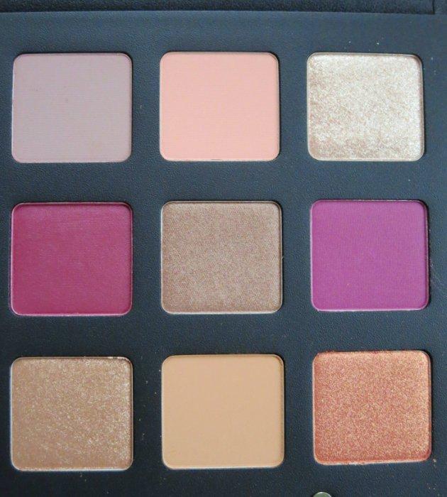 Natasha Denona Star Eyeshadow Palette Swatches 3