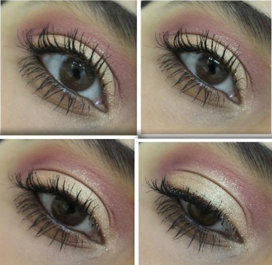 Natasha Denona Star Eyeshadow Palette EOTD