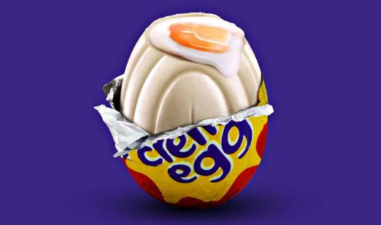 Cadbury's Are Opening a Creme Egg Camp