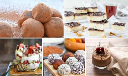 31 No Bake Delectable Desserts That You Have To Try Today by Archana's Kitchen