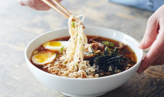 How To Make Homemade Restaurant Quality Ramen