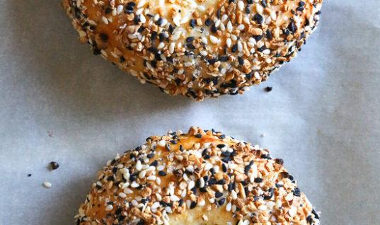 Easy Bagel Recipe | Skinnytaste
