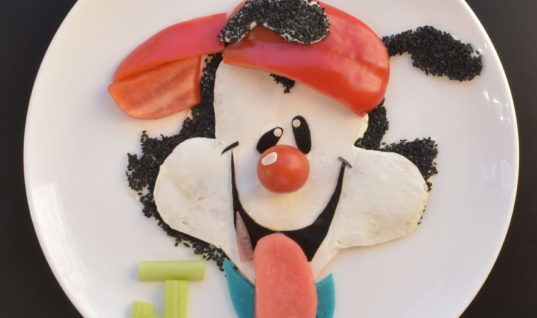 I Turn My Son's Healthy Organic Meals Into His Favourite Cartoon Characters By Laleh Mohmedi