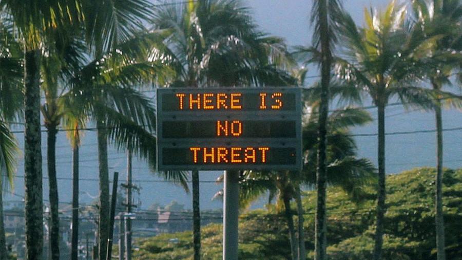 False missile warning raises havoc in Hawaii 36