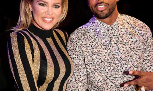 Tristan Thompson to Pregnant Khloe Kardashian: You a Fine Six Months, Baby