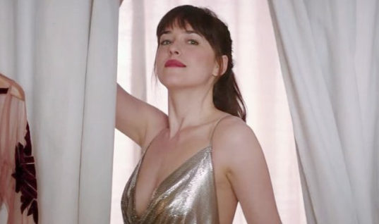 Anastasia Is Pregnant In 'Fifty Shades Freed' Trailer