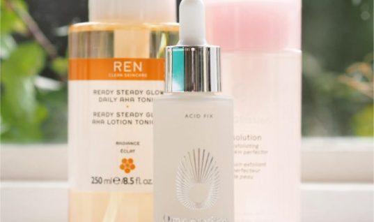 The New Acids / British Beauty Blogger