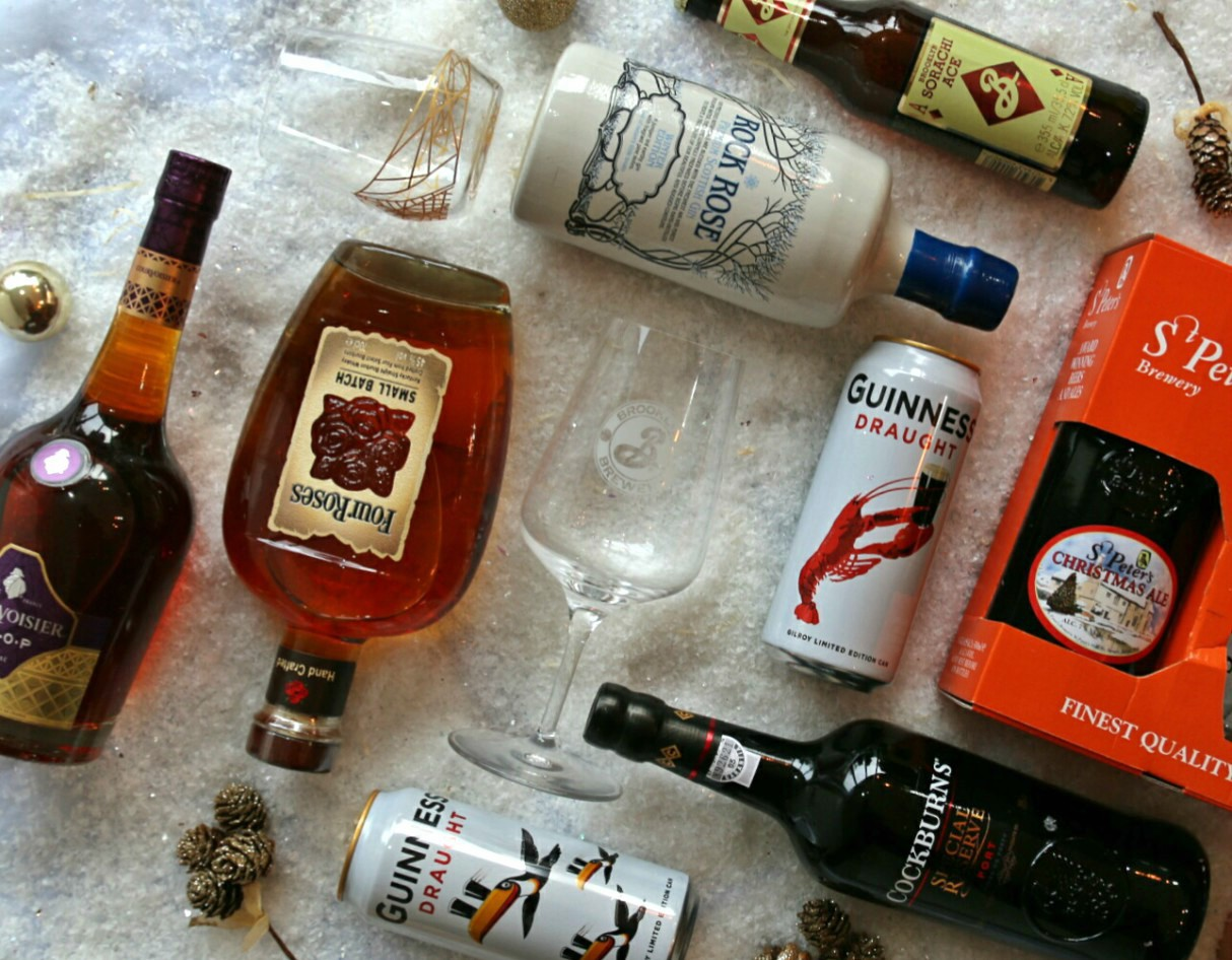 What Your Boyfriend Really Wants For Christmas: Plain Ole' Booze