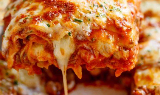 Best Lasagna – Cafe Delites