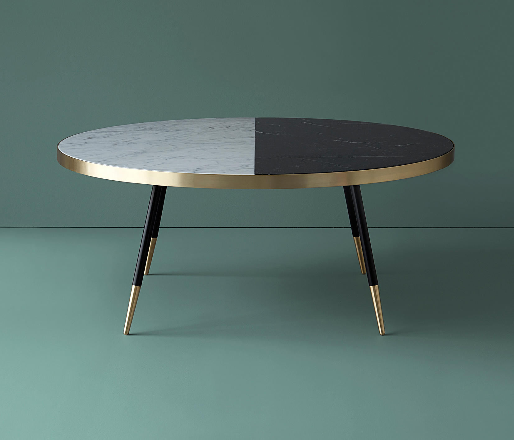 10 Best Round Marble Coffee Tables Furilia Your Daily