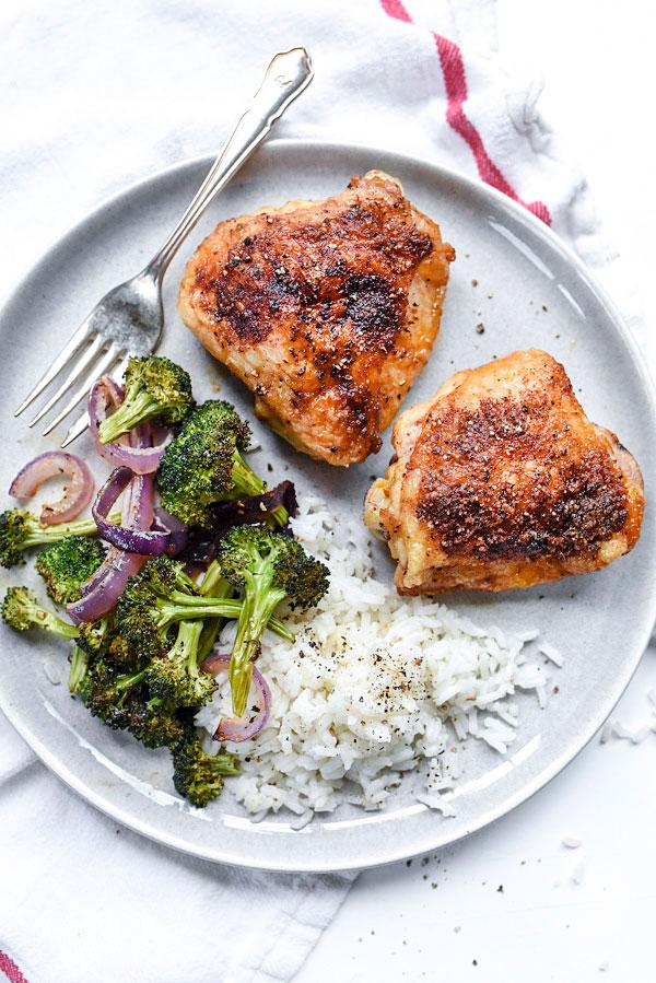 Smoked Paprika Chicken | foodiecrush.com