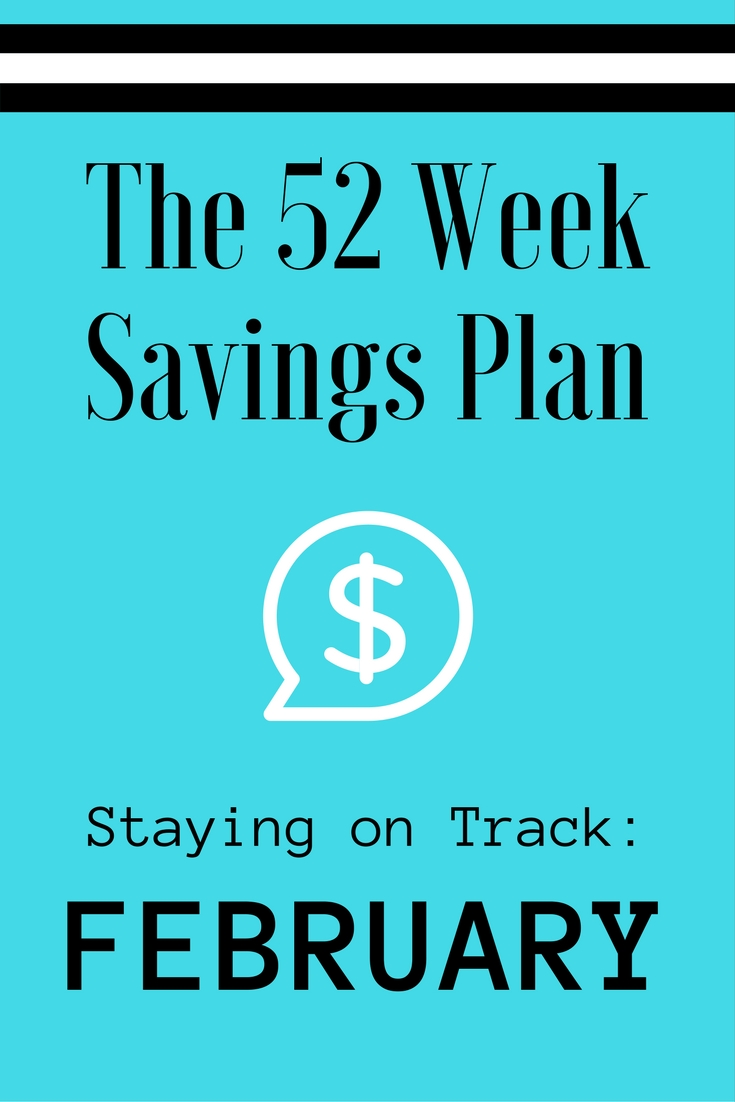 52 Weeks Savings Plan: Watch for these February bargains 63