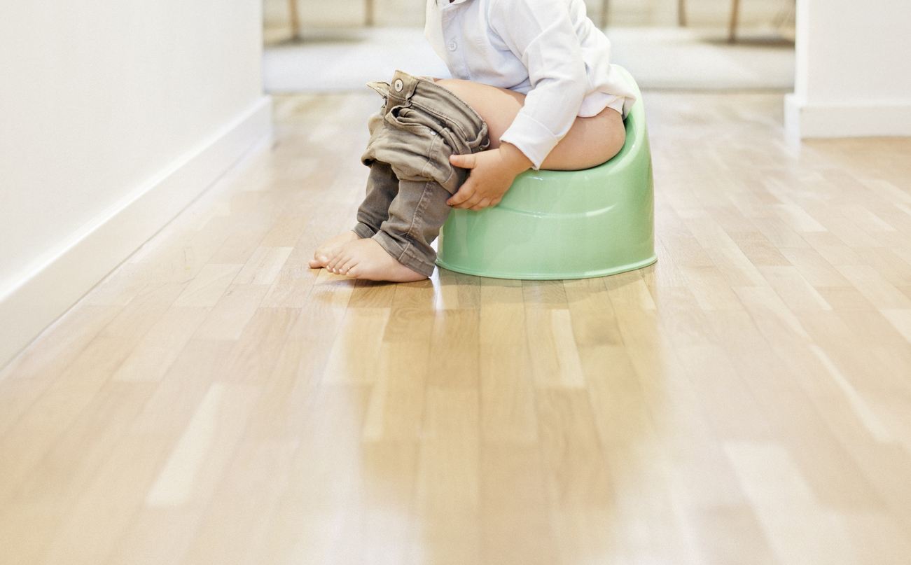 How to Determine if Your Child is Ready for Potty Training 41