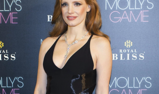 America's Favorite Ginger The New IT Girl – Jessica Chastain