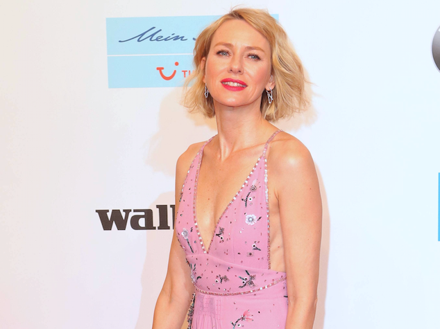 Naomi Watts Beautiful Ever Little Pink Gown 40