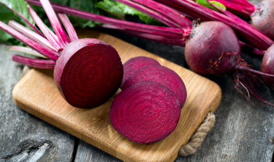 Lower Blood Pressure In A Single Minute, Treat A Tumor And Thoroughly Clean Your Liver In A Day Along With Beets!