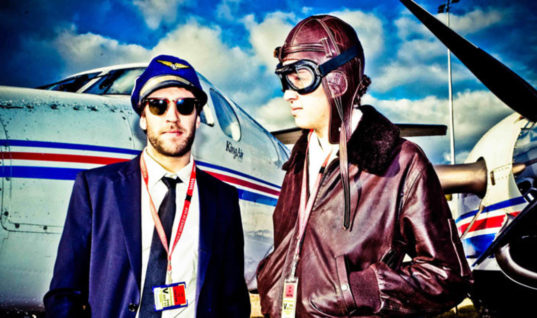 "Australian Duo Flight Facilities Bring The Funk On Chill House Single ""Need You"" Ft. NIKA"