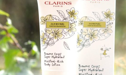 Clarins White Flowers Collection / British Beauty Blogger