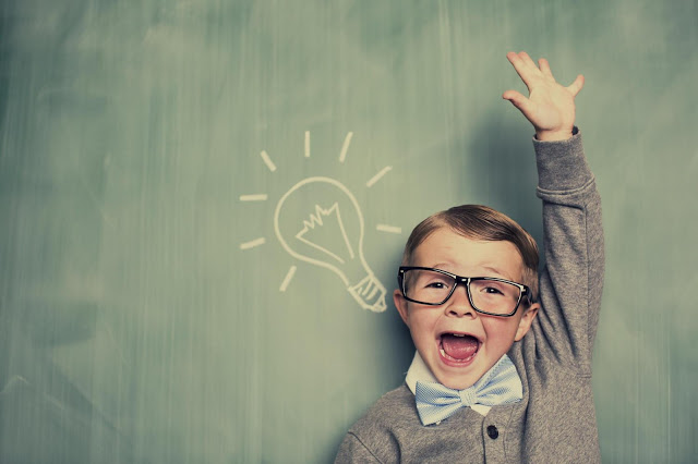Study Shows Kids are Born Creative Geniuses But the Education System Destroys Imagination 54