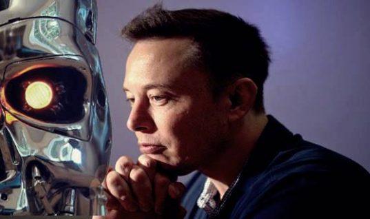 Elon Musk, I'm worried we have built skynet!!!!.