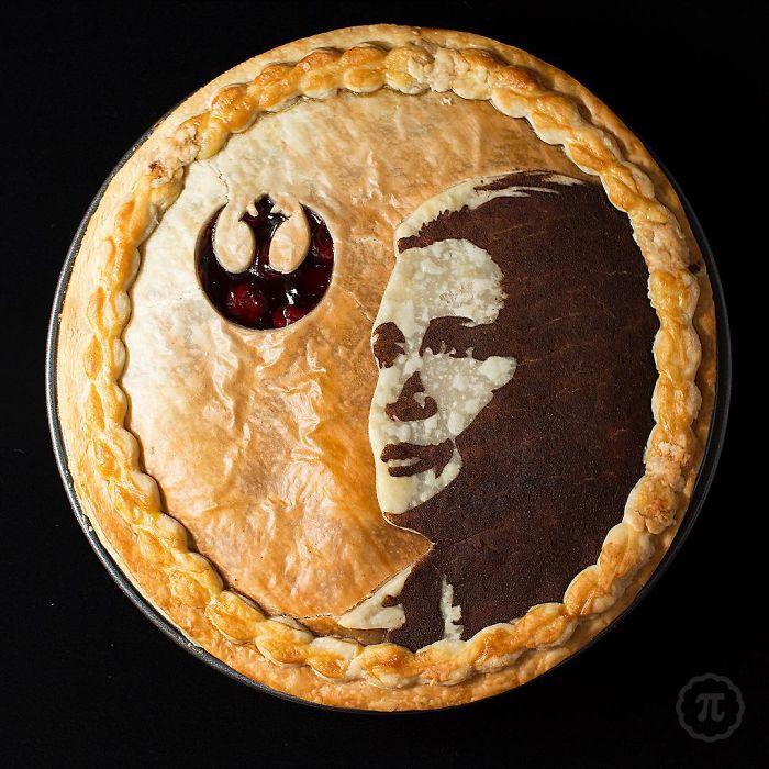 General Leia Organa Pie 36